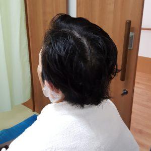 訪問カット 若江岩田
